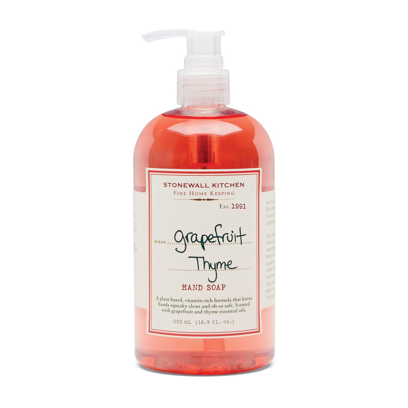 Stonewall Kitchen Hand Soap