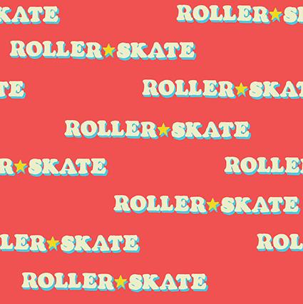 Let The Good Times Roll -Roller Skates