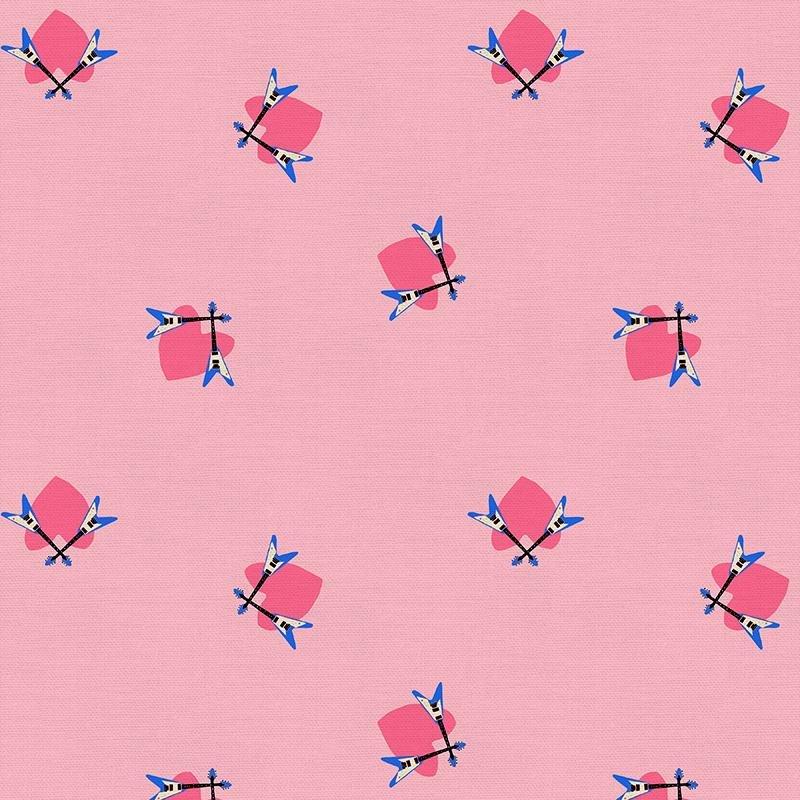 Rebel Girl -  Pinky Promise