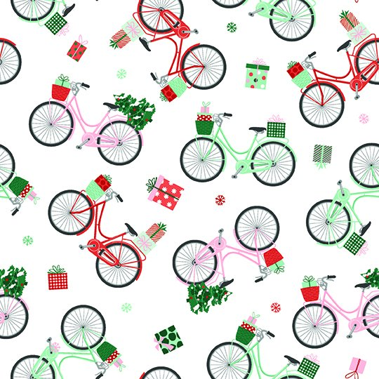 Home For Christmas - Bicylces
