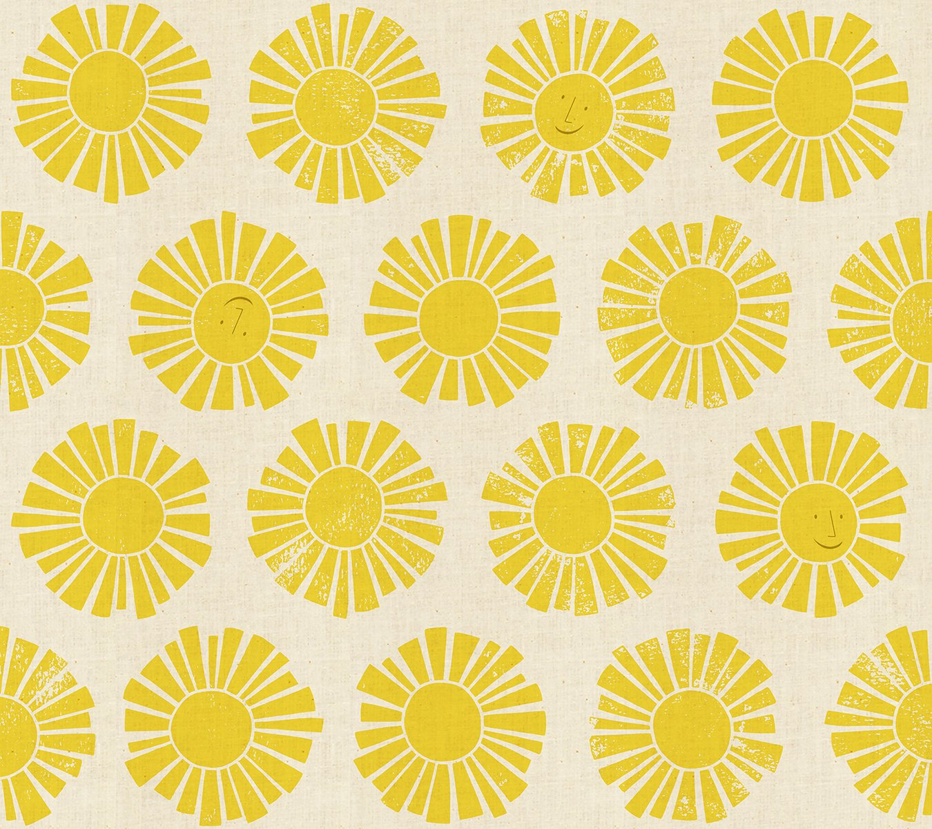 By the Seaside - Sunshine - Yellow