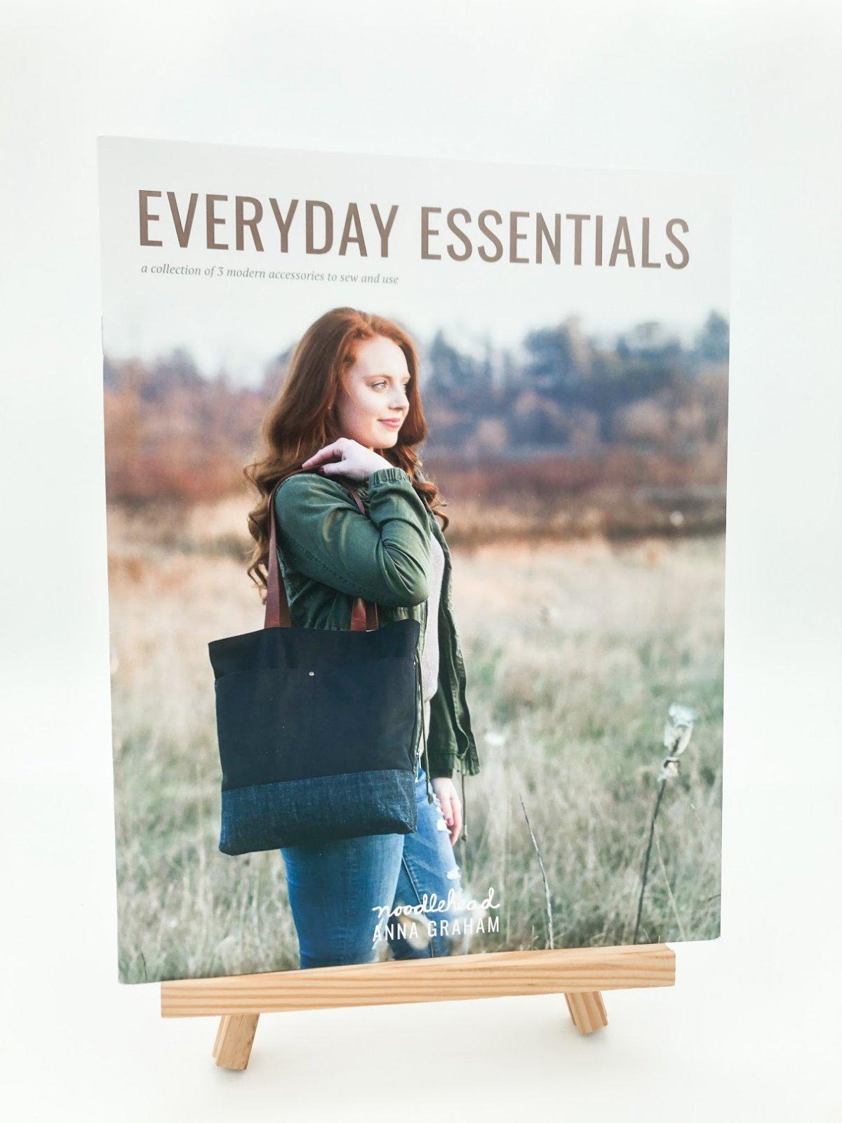 Everyday Essentials Pattern Book