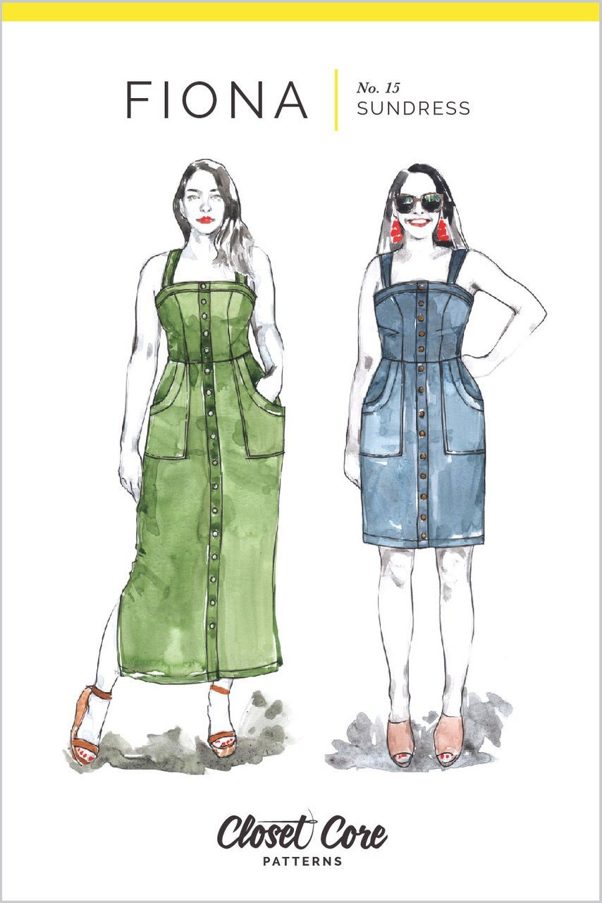 Fiona Sundress Pattern