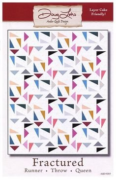 Fractured Quilt Patter