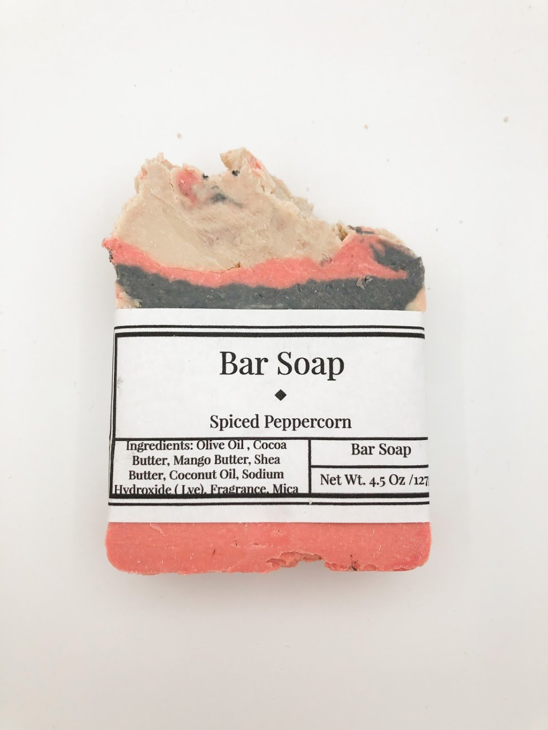 Bar Soap - Spiced Peppercorn