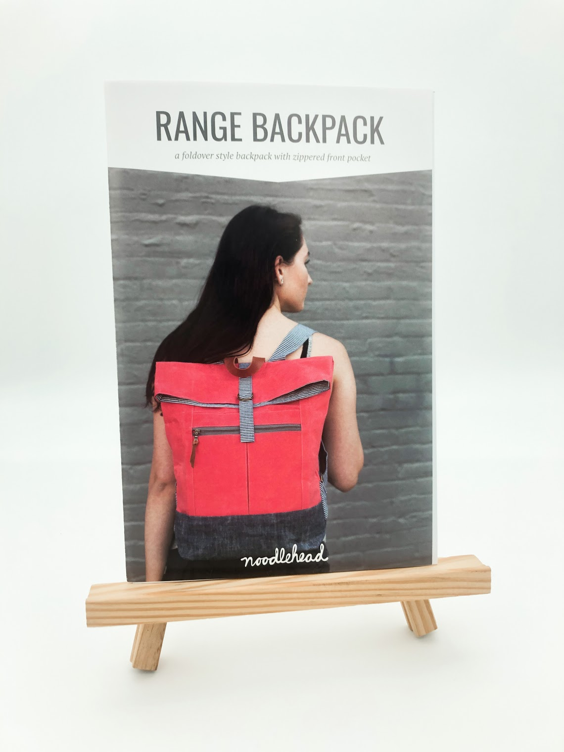 Range Back Pack Pattern