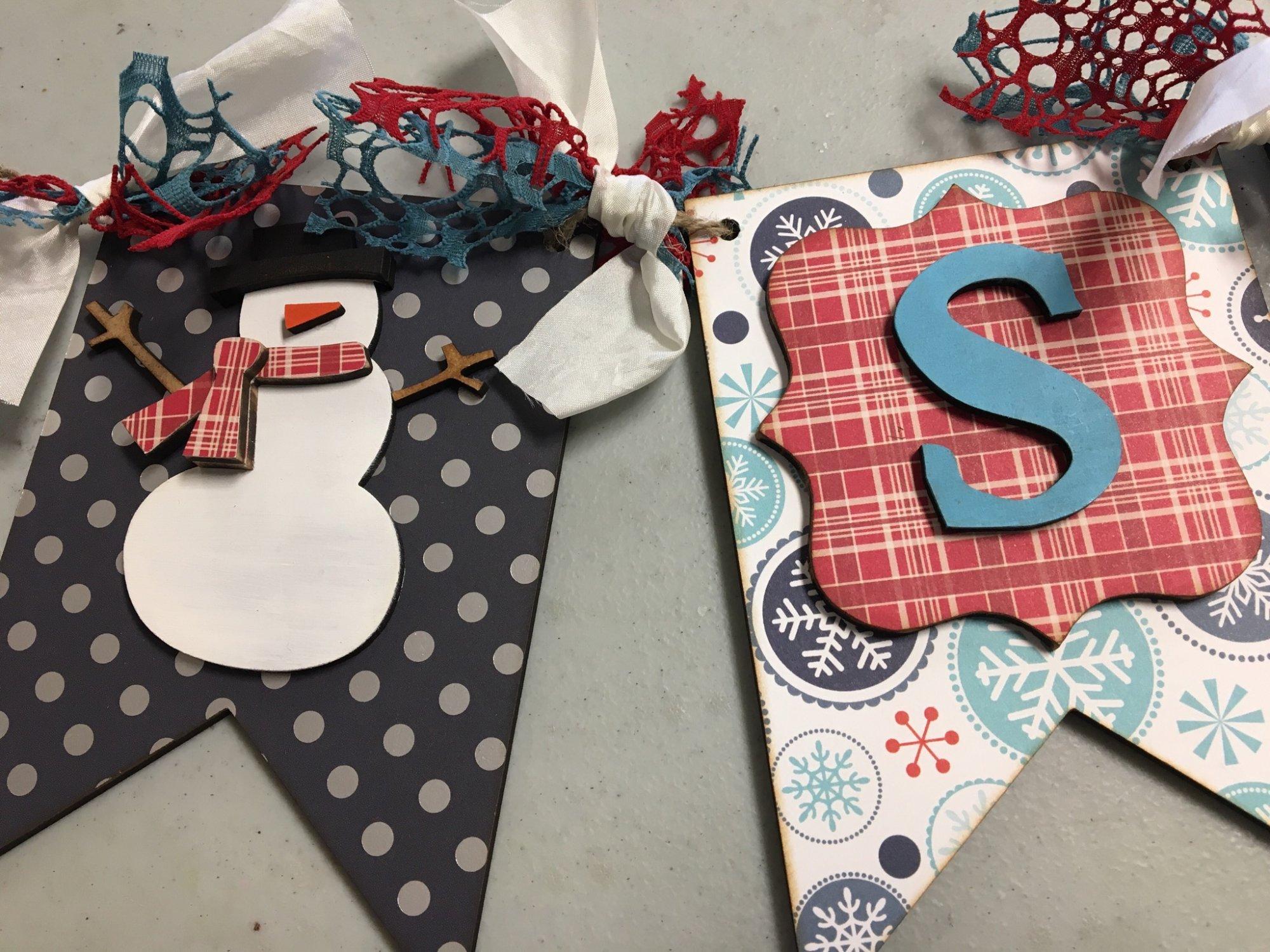 Snow Banner Kit