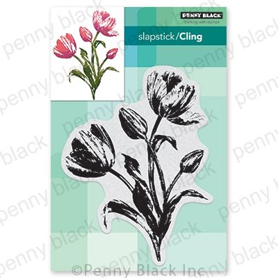 Penny Black Dazzle Stamp