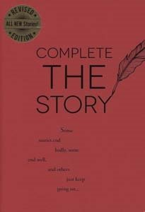 complete the story journal