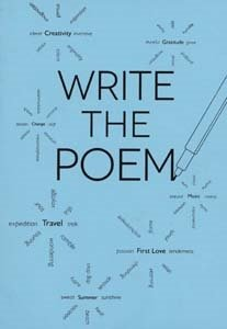 Write the Poem journal