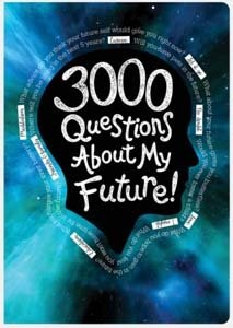 3000 questions about my future journal