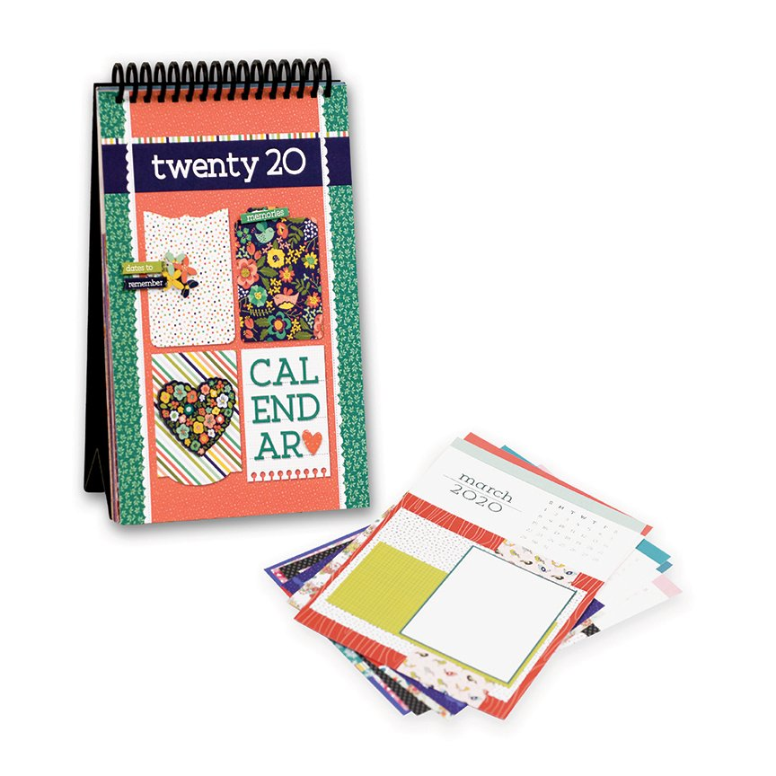2020 Calendar Kit-Photoplay