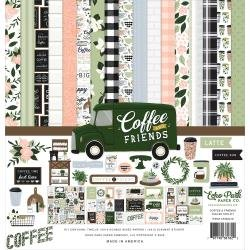 Mystery Monday Class Kit #40 Folio 4 Coffee and Friends