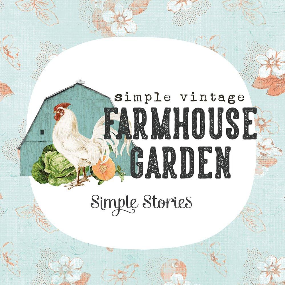 Mystery Monday Kit #51 Farmhouse Garden Layouts