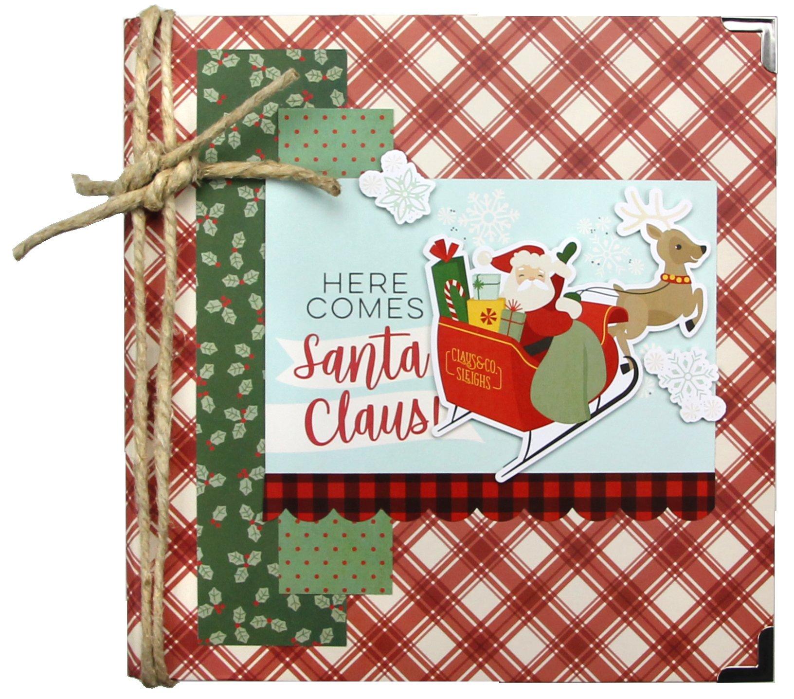 Jingle All the Way Snap Binder Kit