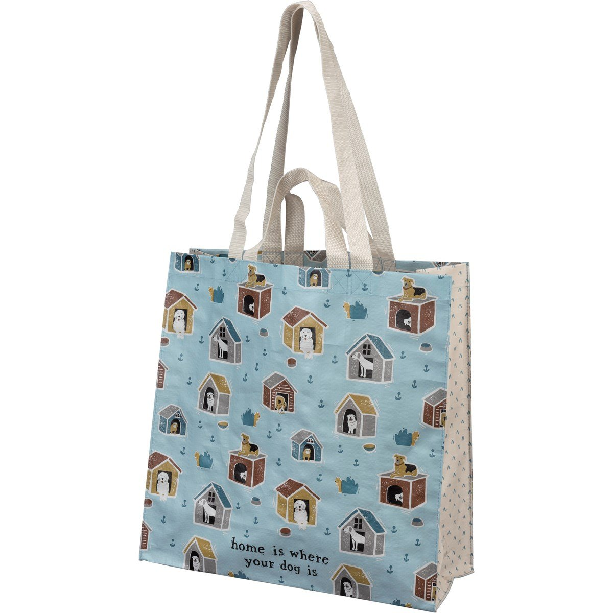 Market tote- Your Dog Is