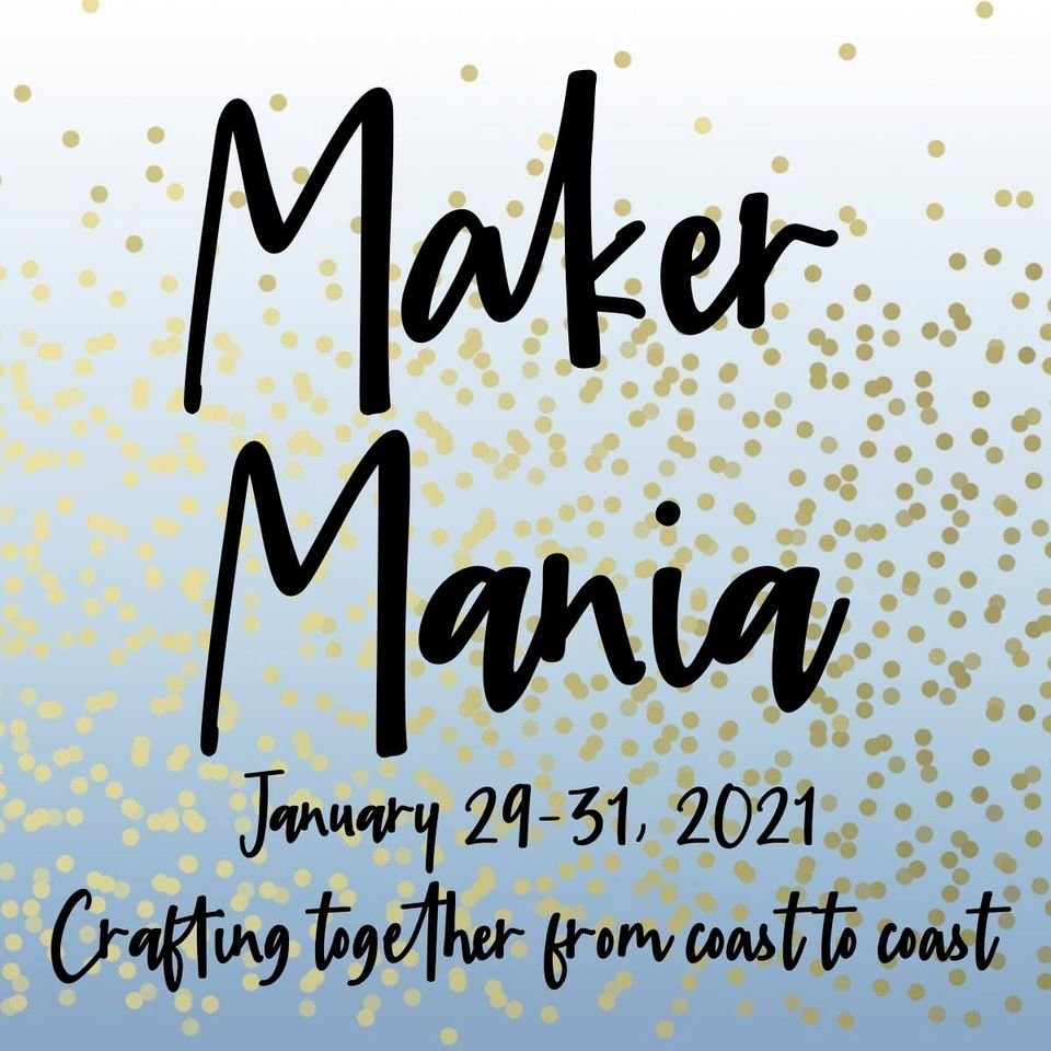 Maker Mania 2 Registration