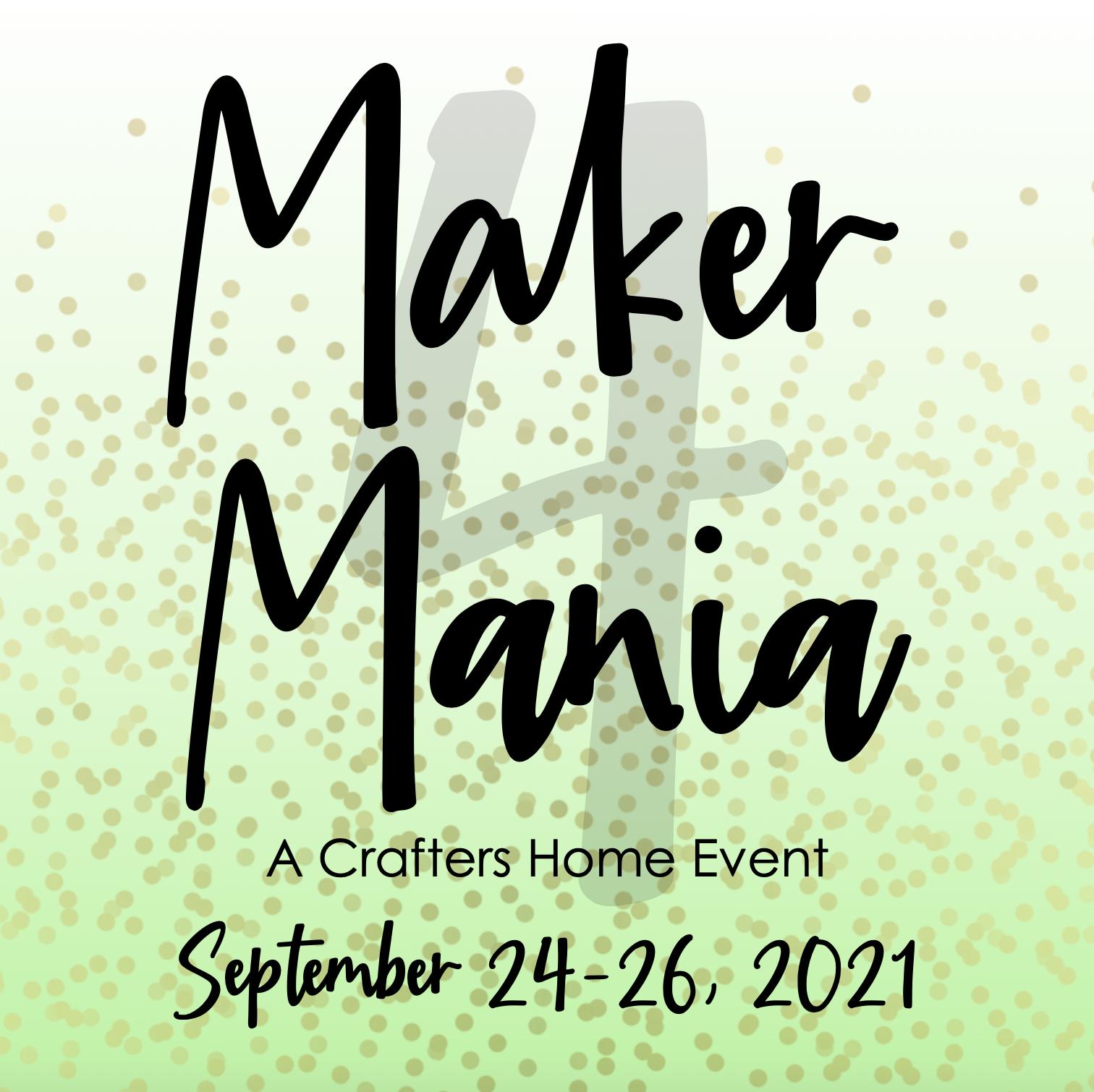 Maker Mania #4 Registration