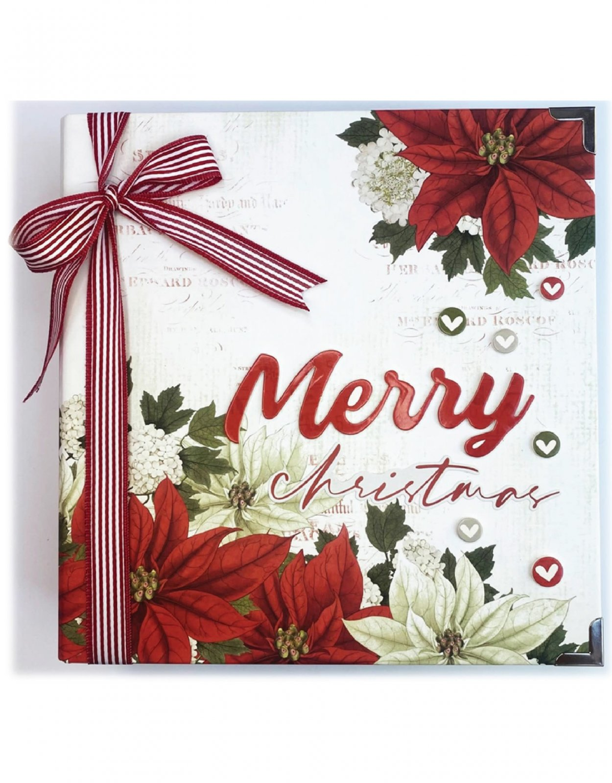 Simple Stories Rustic Christmas Snap Album Kit to Go