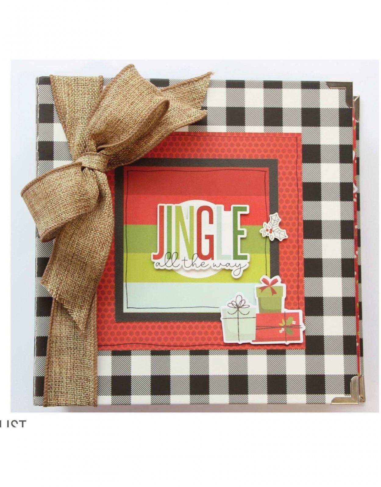Simple Stories Make It Merry Snap Album Kit to Go