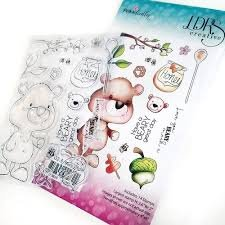 LDRS Creative-Beary Great Day Stamp