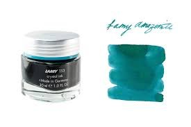 LAMY Amazonite - 30ml Bottled Crystal Ink