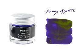 LAMY Azurite - 30ml Bottled Crystal Ink