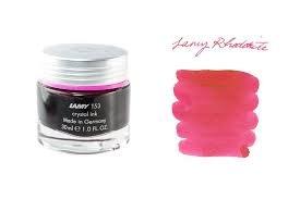 LAMY Rhodonite - 30ml Bottled Crystal Ink