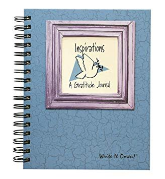 inspiration gratitude color journal