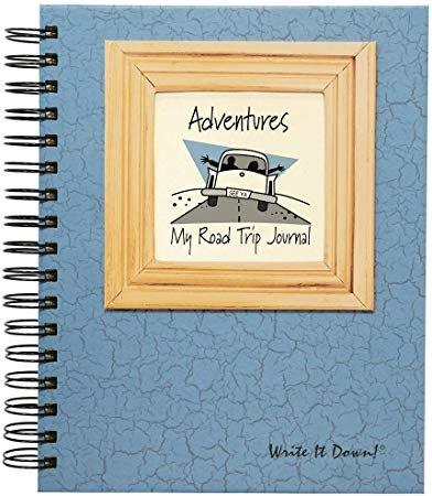 My Bucket List Journal - Light Blue