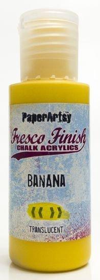 Banana Fresco Finish - Paper Artsy