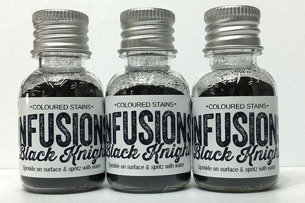 Infusions Dye Stain - Black Knight
