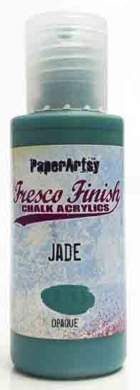 PaperArtsy Jade Fresco Finish