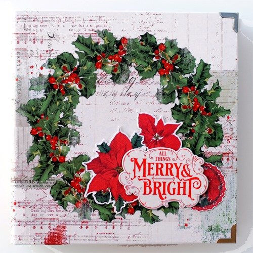 Simple Stories-Country Christmas Snap Album Kit