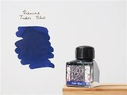 Diamine Tudor Blue- 40ml Bottled Ink-Fountain Pen