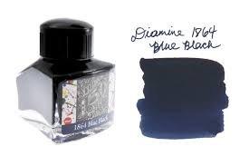 Diamine 1864 Blue Black - 40ml Bottled Ink