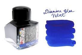Diamine Blue Velvet - 40ml Bottled Ink