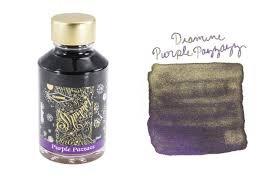 Diamine Purple Pazzazz - 50ml Bottled Ink
