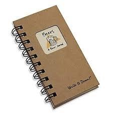 Journals Unlimited-Beer journal Mini