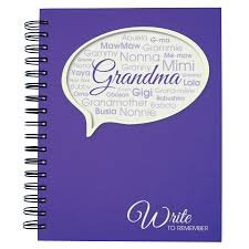 Journals Unlimited-Grandma Write to Remember journal