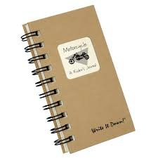 mini motorcycle journal
