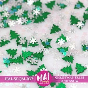 HAI-Trees and Snow Sequins