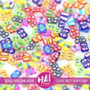 HAI-Clay Butterflies