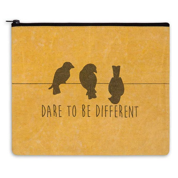 Dare to be Different Travel Bag-Cancas
