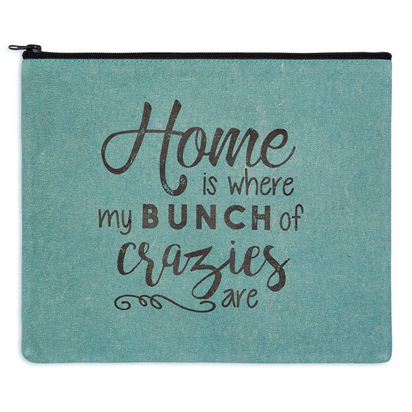 Bunch of Crazies Travel Bag-Canvas