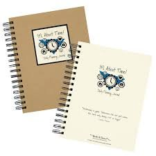 Journals Unlimited-It's About Time - Day Planning Journal