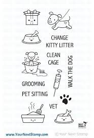 Your Next Stamp-pet planning stamp