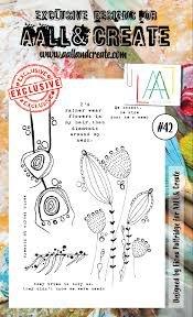 stamp set #42