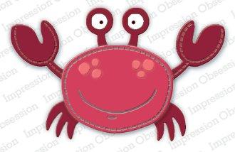 Impression Obsession crab die