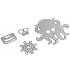 Elizabeth Crafts Octopus die